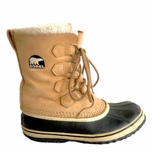 SOREL Women's 1964 PAC 2 Winter Snow Boot Camel 7